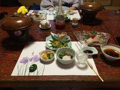 Dinner, 有心亭、箱根