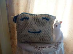 smile !!! le coussin  par cui couic