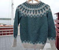 Ravelry: Pullover Hat & Legwarmers pattern by Astrid Ellingsen Norwegian Knitting, Icelandic Sweaters, Fair Isle Pattern, Fair Isle Knitting, Sweater Knitting Patterns, Warm Outfits, Baby Sweaters, Cardigans For Women, Knitwear