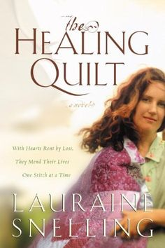 The Healing Quilt by Lauraine Snelling, http://www.amazon.com/dp/B002ZFGJTO/ref=cm_sw_r_pi_dp_3MU8rb046NNSK
