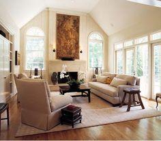 Pretty family room