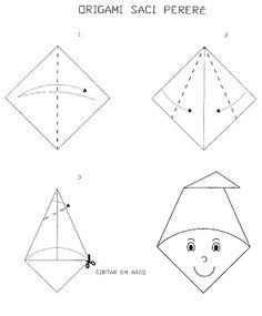 Origami Folding, Paper Folding, Teen Wolf, Christmas Diy, Mandala, Education, Math, Handmade, School