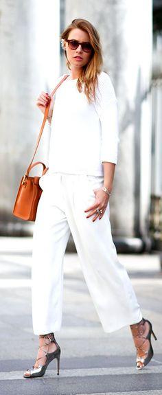 White Chic Style