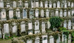 Italy's most hauntingly beautiful cemeteries for Halloween and All ...