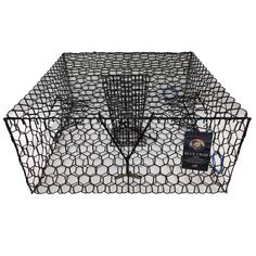 Lee Joy Fish Crab Trap - 24-inchx24-inchx11