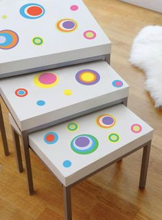 Funky Dots - Creative Stickers