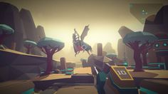 """Morphite is a sci-fi shooter/platformer inspired by Metroid Prime, Ratchet and Clank, and... Turok. You'll explore the galaxy and unravel a fully voiced main story with bosses, creature-scanning, and puzzles. It's currently set for """"early 2017,"""" and it's on Steam Greenlight right now."""