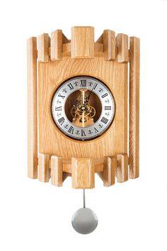 Skeleton Clock, Plant Box, Modern Clock, Wood Watch, Wall Clocks, Contemporary, Grandfather Clocks, Square Meter, Tic Tac