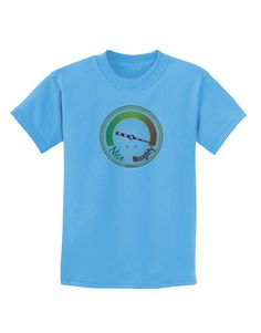 TooLoud Naughty or Nice Meter Naughty Childrens T-Shirt