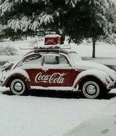 Coca Cola Christmas.... Just brilliant......