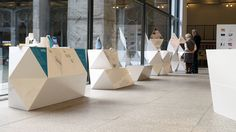 "responsive design blog: Modular Exhibition Design for ""Kölner Design Preis International"""