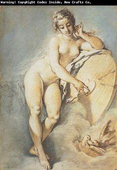 Francois Boucher / Venus