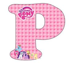 Risultati immagini per dulceros de my little pony My Little Pony Cumpleaños, Fiesta Little Pony, My Little Pony Birthday, 7th Birthday, Mini Pony, Printable Banner, Free Printables, Little Poni, Alphabet Design