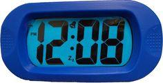 Wekker Met Licht : Jap digitale wekker alarmklok inclusief temperatuurmeter en