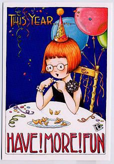 This year have more fun-Mary Engelbreit