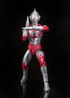 Bandai Tamashii Nations Ultra-Act Ultraman Jack Action Figure