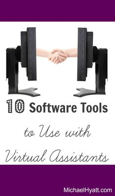 The best tools to use with your virtual team of assistants. http://michaelhyatt.com/virtual-assistant-tools.html