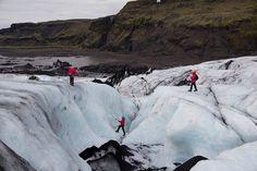 Sólheimajökull Ice Climbing Day Tour | MountainGuides.is