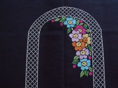 x - Marye Odell Swedish Embroidery, Hand Embroidery, Prayer Rug, Bargello, Christmas Cross, Needle And Thread, Floral Tie, Cross Stitch Patterns, Diy And Crafts
