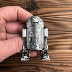Star Wars Drawer Knob in Pewter - Drawer Knobs - Star Wars Cabinet Knobs in Pewter - Star Wars Decor - Star Wars Gift