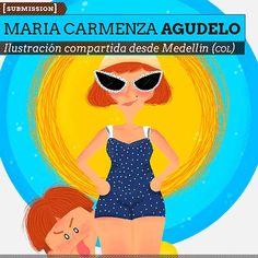 Ilustración. You shall not pass de MARÍA AGUDELO. Ilustración compartida desde Medellín (COLOMBIA).  Leer más: http://www.colectivobicicleta.com/2013/05/Ilustracion-de-MARIA-AGUDELO.html#ixzz2TTISxg9E