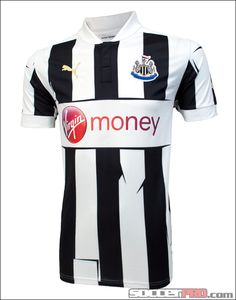 Puma Newcastle Home Jersey 2012-2013...$67.49