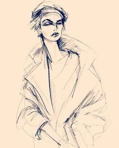 Lara Wolf sketchbook