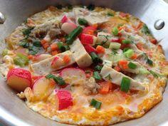 Laos Omelette