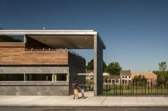 Weeksville Heritage Center by Caples Jefferson Architects | News | Archinect