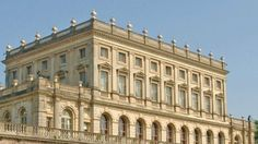 Cliveden House in Buckinghamshire