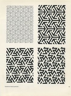 Isometric based patterns from patterns in islamic art Geometric Patterns, Line Patterns, Graphic Patterns, Geometric Designs, Geometric Art, Abstract Pattern, Pattern Art, Textures Patterns, Pattern Design