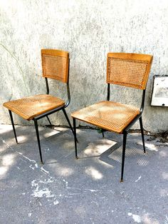 Jules and Andre Leleu Rare Set of Eight Dining Chairs | From a unique collection of antique and modern dining room chairs at https://www.1stdibs.com/furniture/seating/dining-room-chairs/