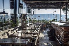 El Restaurant Sonora Grill es un concepto novedoso que ofrece una variedad de cortes y platillos ubicado en Juriquilla, Querétaro. by Pasquinel Studio