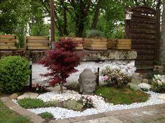 Mini Buddha Garden in my Home