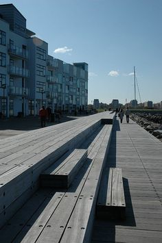Waterfront Malmo Sweden #cabinmax http://cabinmax.com/en/trolleys/60-malmo.html