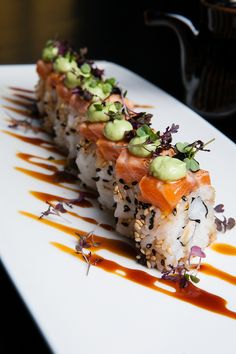 Sushi roll | Flickr - Photo Sharing!