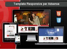 ► Come-guadagnare-con-adsense.blogspot.it ◄ Come usare #Adsense #template nei siti #responsive