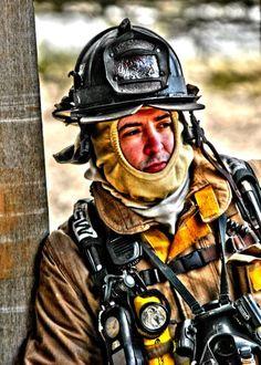 Firefighter in Detail