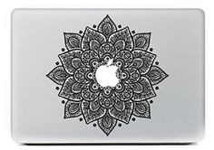 """Vati Feuilles amovibles chanceux Fleurs cool Art Design Vinyle Meilleur Decal Sticker Perfect Skin pour Apple MacBook Pro Air Mac 13 """"pouces / Unibody 13 pouces pour ordinateur portable"""