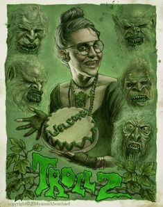 Troll 2 poster by YannickBouchard.deviantart.com on @deviantART