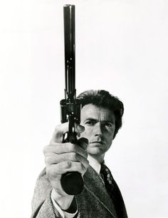 """The Smith & Wesson Model 29 is a six-shot, double-action revolver chambered for the .44 Magnum cartridge and manufactured by the U.S. company Smith & Wesson. It was made famous by — and is still most often associated with — the fictional character """"Dirty Harry"""" Callahan from the Dirty Harry series of films starring Clint Eastwood."""