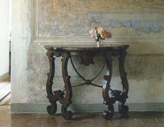 foyer side table