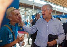 Bertinotti: In Comunione e Liberazione ho trovato un popolo.