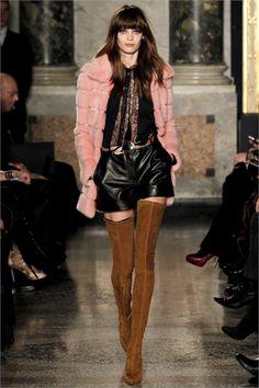 Sfilata Emilio Pucci Milano - Collezioni Autunno Inverno 2013-14 - Vogue