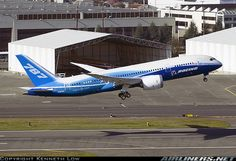 The Dreamliner's wingflex is amazing. Never got to work on this one, although it was in production before I retired.