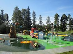 Day Trip Ideas – Spray Parks and Hoodoos in Edson, Alberta Spray Park, Westmoreland County, Day Trips, The Locals, Golf Courses, Places To Go, Explore, Adventure, City