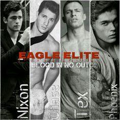 Eagle Elite series by Rachel Van Dyken