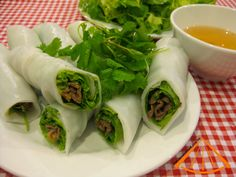 Pho Cuon (Vietnamese Rolling Pho recipe) is one of delicious and attractive Vietnamese Pho Recipes for all ages, does not take much time to cook, both the rolls and interesting food, strange taste, used in the family reunion party, farewell the old year and welcome the New Year.     http://vietnamesefood.com.vn/vietnamese-recipes/vietnamese-pho-recipes/