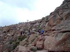 60 best pike peak images pikes peak colorado springs trail rh pinterest com