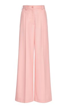 Racil Peter Palazzo Trouser In Pink Pretty Little Liars, Curvy Fashion, Mom Fashion, Spring Fashion, Palazzo Trousers, Alex Perry, New Pant, Tailored Jacket, Matching Outfits